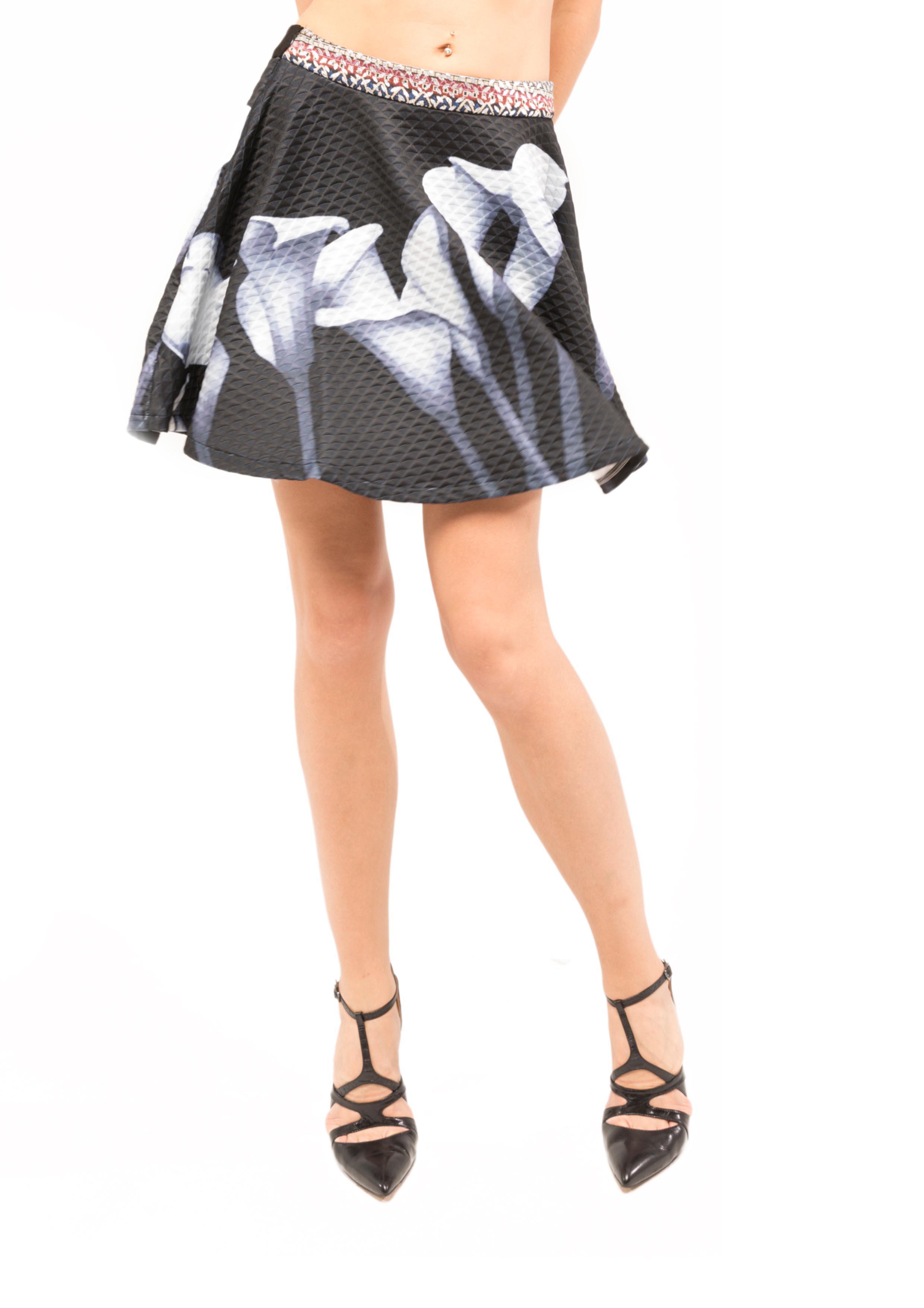 Když si vyjdete vtéto stylové dámské sukni Culito from Spainz kolekce podzim/zima 2017