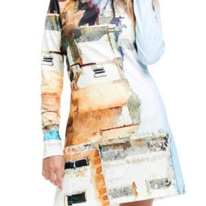 Nápaditédámské šaty Culito from Spain z kolekce podzim/zima 2016