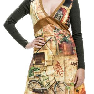 Originální dámské šaty Culito from Spain z kolekce podzim/zima 2016