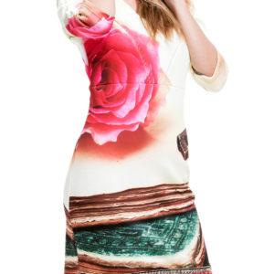 Romantické dámské šaty Culito from Spain z kolekce podzim/zima 2016