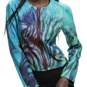 Krásnádámská bunda od značky Culito from Spain z kolekce podzim/zima 2016