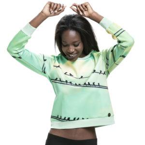Originální dámské triko značky Culito from Spain z kolekce podzim/zima 2016