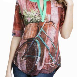 Tričko s originálním designem od značky Culito from Spain z kolekce jaro/léto 2017