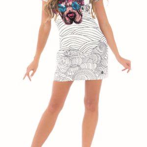 Originál je jen jeden a budete to právě vy v těchto krásných dámských šatech od značky Culito from Spain z kolekce jaro/léto 2018.