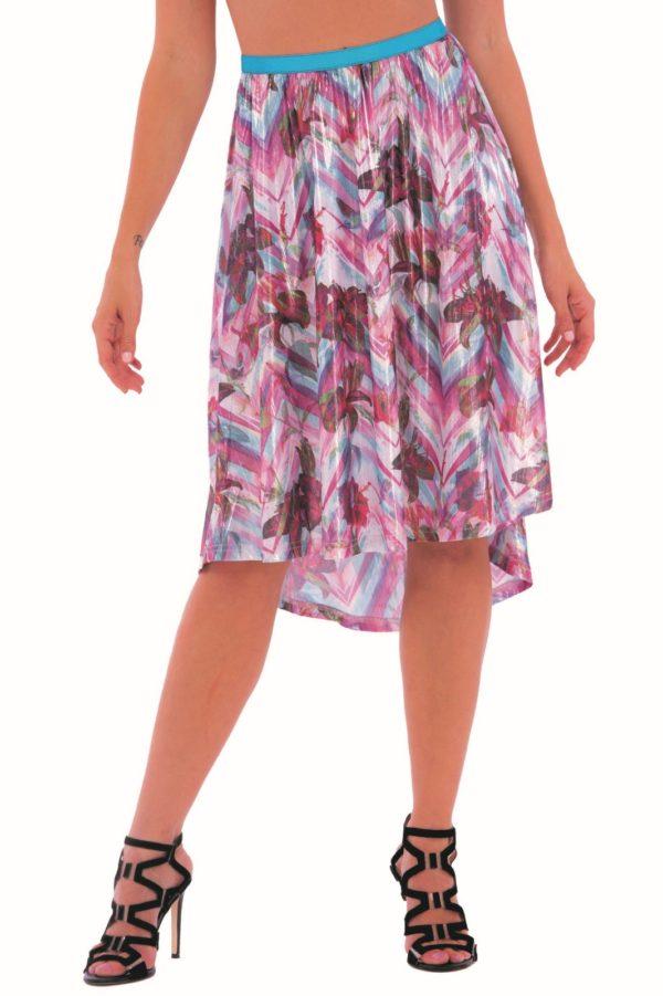Blýskněte touto originální sukníCulito from Spainv letních dnech a oslňte svým outfitem široké okolí.