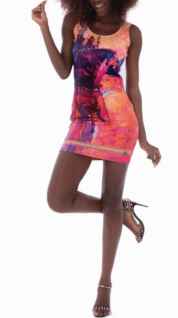 Sexy a šik budete v těchto originálních šatech od značkyCulito from Spainz kolekce jaro/léto 2018!