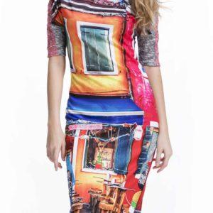 Zajímavédámské šaty Culito from Spain