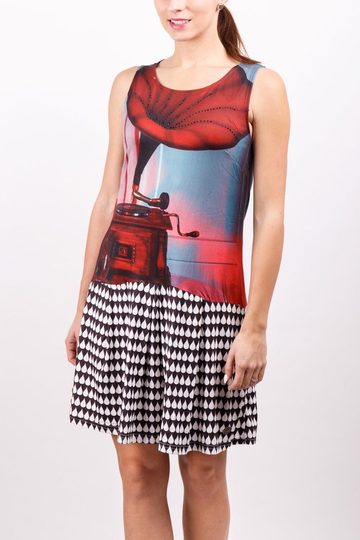 Originálníletní šaty Culito from Spain z kolekce jaro/léto 2016.