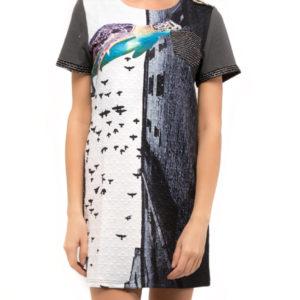 Buďte středem pozornosti! Oversizedámské šaty Culito from Spainz kolekce podzim/zima 2017uchvátí na první pohled vás i vaše okolí.