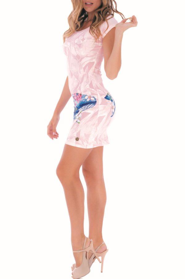 V těchto šatech Culito from Spain budete něžnost sama