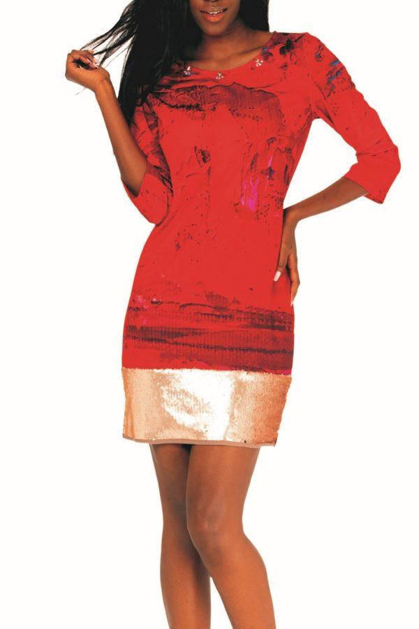Naprosto skvělé a slušivé jsou tyto dámské šaty Culito from Spain