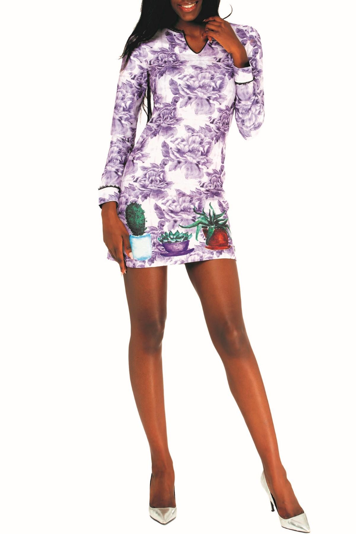956ca66f033 Culito-from-Spain-barevné-šaty-3-Macetas-XL - Culito From Spain