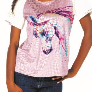 Příjemné dámské tričko Culito from Spain